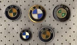 Lot 5 Pins BMW,Cars - BMW