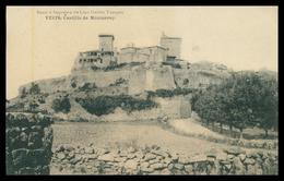 ORENSE - VERIN -  CASTELOS - Castillo De Monterrey (Ed.Bazar E Imprensa De Lino Garcia Vasquez ) Carte Postale - Orense