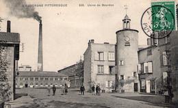 AULNAT -  Sucrerie BOURDON - L'Usine En 1909 - TBE - - Autres Communes