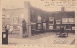 Exposition Municipale Des Beaux-Arts, Genève - Bâtiment Electoral, Septembre-Octobre 1907 - Circ 1907 - GE Genève