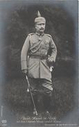 AK Unser Kaiser Wilhelm II Im Felde Eisernes Kreuz I Und II Klasse Grosses Hauptquartier Deutsches Kaiserreich Militär - Personaggi