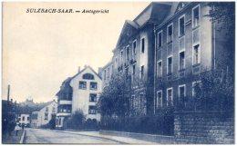 SULZBACH-SAAR - Amtsgericht - Germany
