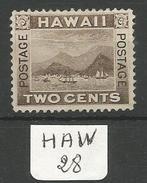 HAW Sc 75 (*) YT 64 - Hawaï