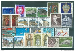 LUXEMBOURG - Selectie Nr 34 - MNH** - Cote 33,20 € - à 10% !!! - Collections