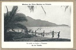 ARCHIPEL  DES  SAMOA  PAGOPAGO  LA PECHE AU  LAULOA - Samoa