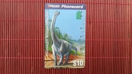 Dinosaurus Phonecard - Phonecards