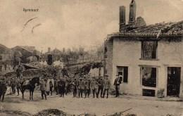 57 APREMONT Vue Du Village - Otros Municipios
