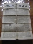 1928 JOURNAL De BEAUNE 122 Republicain Publicite Foire Gastronomique - Journaux - Quotidiens