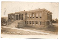 USA - New High School, Nevada City - Etats-Unis