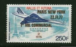 Wallis Et Futuna.*  PA N° 75  Concorde