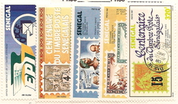 SÉNÉGAL Scott 706-710 Yvert 698-702 (5) ** 1987 Cote 12,00$ - Sénégal (1960-...)