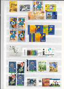 2006 USED Europa Year Almost Complete (4 Scans) - 2006