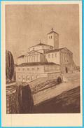 DUVNO - TOMISLAVGRAD .... Spomen Crkva 1000-te Godisnjice Hrvatskog Kraljevstva U Duvnu ( Bosnia And Herzegovina ) - Bosnia And Herzegovina