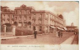 CPA - 76 - SAINTE ADRESSE - Le Nice Havrais - LL - Sépia - - Sainte Adresse