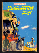 Lucky Luke N° 7 - L'élixir Du Docteur Doxey - 1969 - MORRIS - DUPUIS - Édition Souple - Lucky Luke