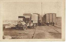 """Les """" SAURER """" Aux Armées - Camion - Cachet De La Poste 1921 - Camión & Camioneta"""