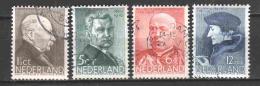 Netherlands 1936 NVPH 283-286 Canceled (3) - Oblitérés