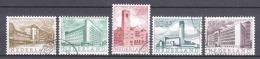 Netherlands 1955 NVPH 655-659 Canceled - 1949-1980 (Juliana)
