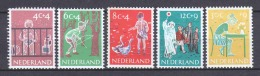 Netherlands 1959 NVPH 731-735 MNH - Periode 1949-1980 (Juliana)