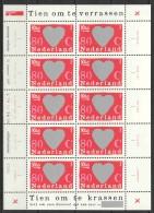 Netherlands 1997 Kleinbogen V1709 MNH - Blocks & Sheetlets