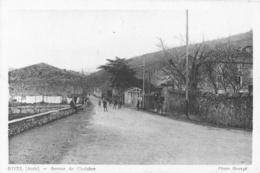 RIVEL - AVENUE DE CHALABRE - Francia