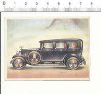 Chromo Cigarettes Virginia Full Speed / Voiture Automobile Adler 1930 Pullman Limousine  /  Vieux Tacots  / IM 01-car-5 - Cigarrillos