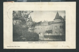 Varetz - Château De Castel Novel   Obf0531 - Other Municipalities