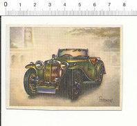 Chromo Cigarettes Virginia Full Speed / Voiture Automobile M.G. T Midget Sport 1937  / MG Vieux Tacots  / IM 01-car-5 - Cigarette Cards