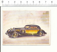 Chromo Cigarettes Virginia Full Speed / Voiture Automobile Horch Sport Cabriolet 1937 Vieux Tacots   / IM 01-car-5 - Cigarrillos