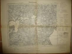 Karte Des Deutschen Reiches 1-cm-Karte - 83 Eutin - Umdruckausgabe! 1930 - Topographische Karten