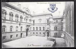CPA ECOSSE - Edinburgh, New Quadrangle - University - Midlothian/ Edinburgh