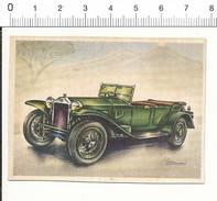 Chromo Cigarettes Virginia Full Speed / Voiture Automobile Lancia Lambda 1928 Vieux Tacots  / IM 01-car-5 - Cigarrillos