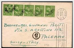Stati Uniti/United States/États-Unis: Storia Postale, Postal History, Histoire Postale, George Washington