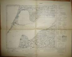 Karte Des Deutschen Reiches 1-cm-Karte - 49 Pillau - Ausgabe F 1937 - Topographische Karten