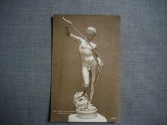 PARIS  -  75   -  Musée Du Luxembourg  -  DAVID Par A.Mercié  -  Sculpture  - - Museums