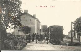 89 - CHABLIS  -La Gare - Chablis