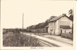89 - Maligny  -La Gare - France
