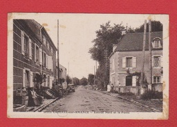 La Ferté Sur Amance  --  Entrée Nord De La Poste - France