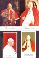Giovanni XXIII° Papa,  4  Santini Di Cui 3 Fotografici - Religion & Esotericism