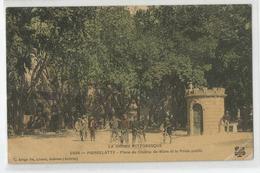 Drome - 26 - Pierrelatte Place Du Champ De Mars Et Le Poids Public - France
