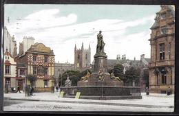 REPRODUCTION ANGLETERRE - Newcastle, Stephenson's Monument - Newcastle-upon-Tyne
