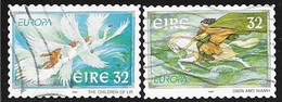N° 1003 / 1004  EUROPA IRLANDE  -  OBLITERE  -  1997 - 1949-... Republic Of Ireland