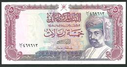 OMAN 5-Rials 1987 P - 27 *** UNC *** - Oman