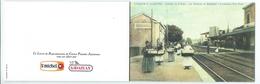 [55] Meuse > COMMERCY (4)   Livret De REPRODUCTIONS Carnet De 5 Cartes-scans Des  5 Cartes - Voir Description *PRIX FIXE - Commercy