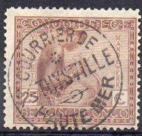 CONGO - VLOORS - OBL PAQUEBOT THYSVILLE (1) - TB - BB4 - Congo Belge
