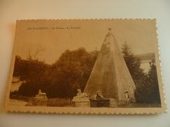 89- YONNE- ANCY LE FRANC- Le Château, La Pyramide - Ancy Le Franc
