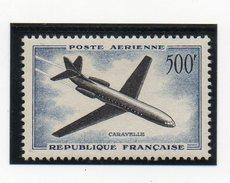 """Sud Aviation """" Caravelle """" N°36 - Poste Aérienne"""