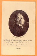 HOMME JEAN FREDERIC OBERLIN   Carte Vierge  N° 47520 - Hommes