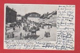 Sarrebourg  --  Gruss Aus Saarburg - Sarrebourg
