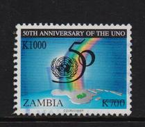 Zambia 2004, UN, Minr 1489, Vfu. Cv 3 Euro - Zambie (1965-...)